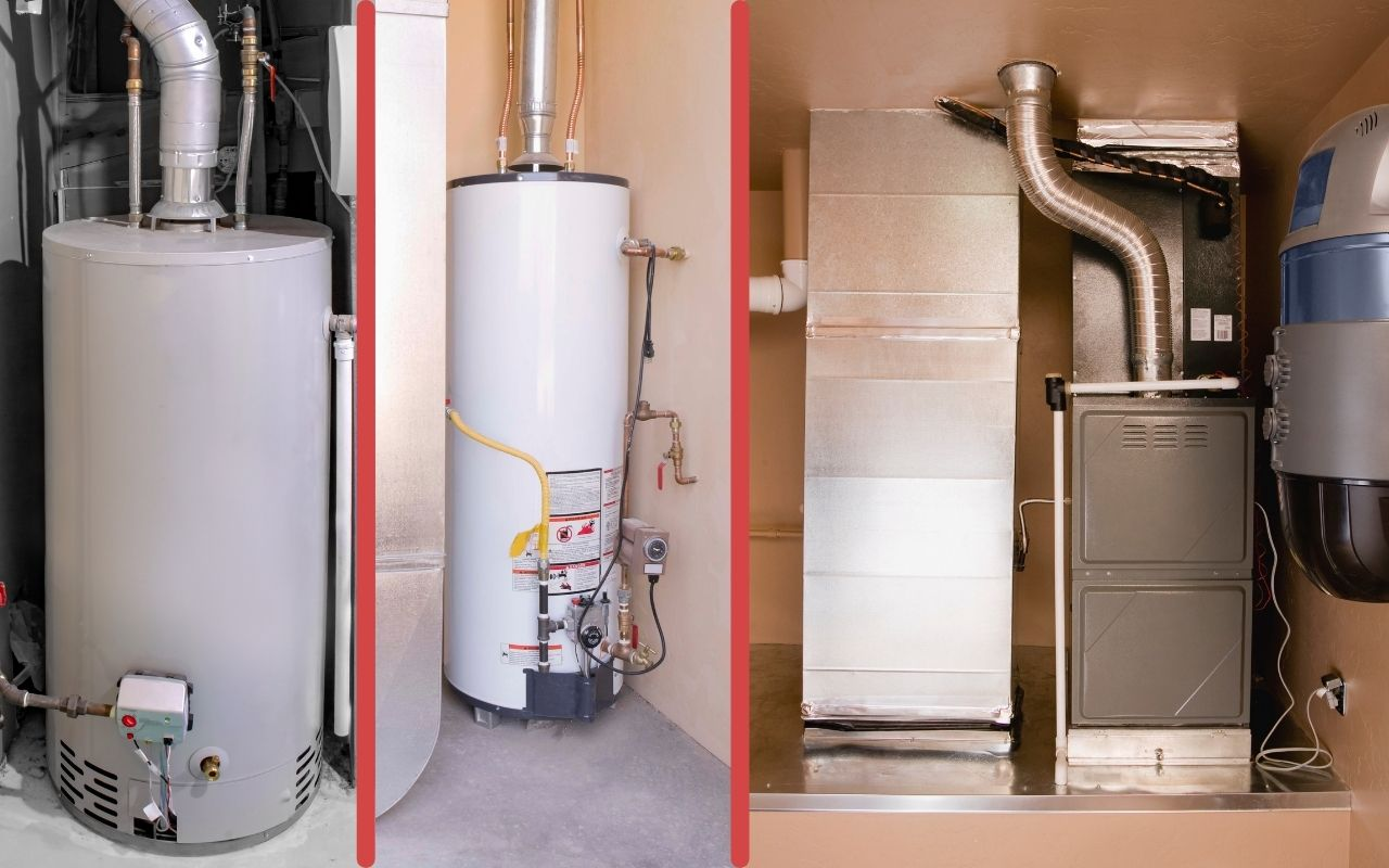 Different types of furnaces
